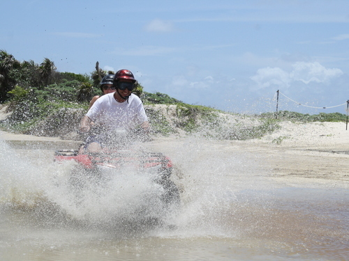 Cozumel mayan ruin atv Excursion Reservations