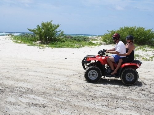 Cozumel mayan ruin atv Cruise Excursion Reservations